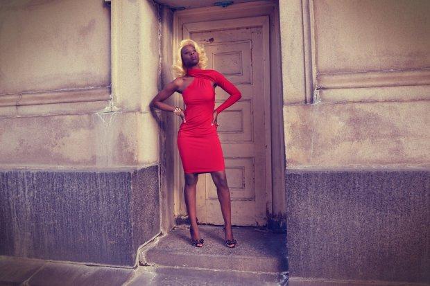 Daniela Tabois Asymmetrical Dress 2