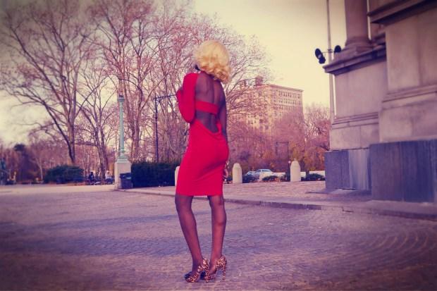 Daniela Tabois Asymmetrical Dress 4