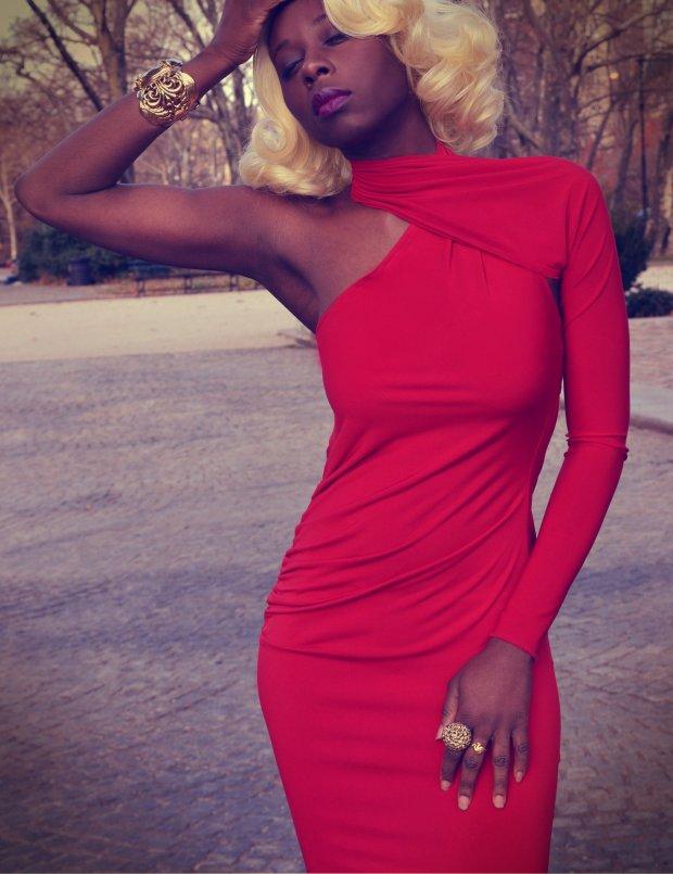 Daniela Tabois Asymmetrical Dress 5