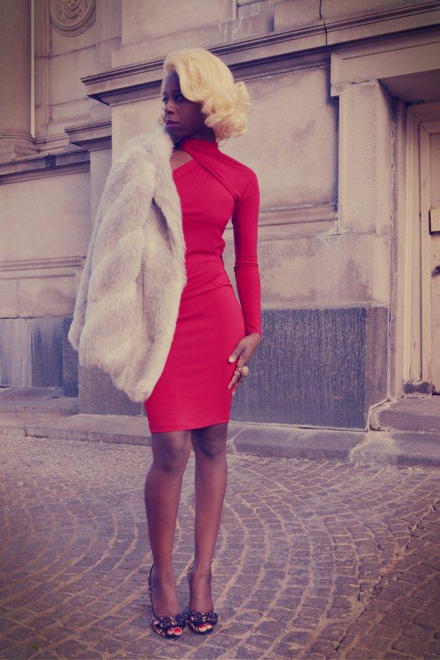 Daniela Tabois Asymmetrical Dress 6