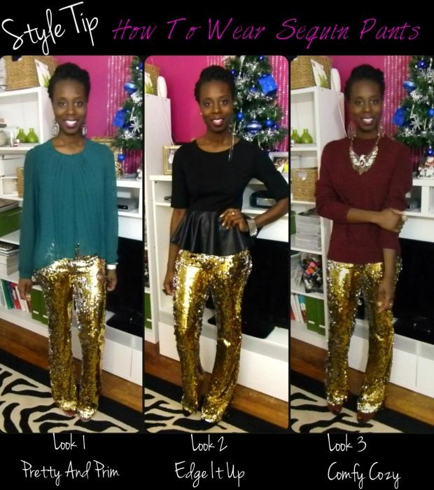Daniela Tabois Style Tip collage