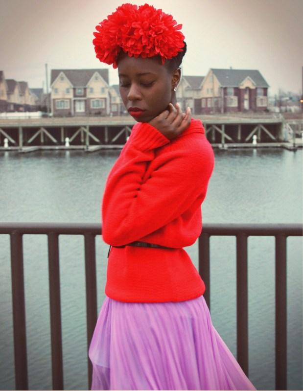 Daniela Tabois DIY Flower Crown Headband2