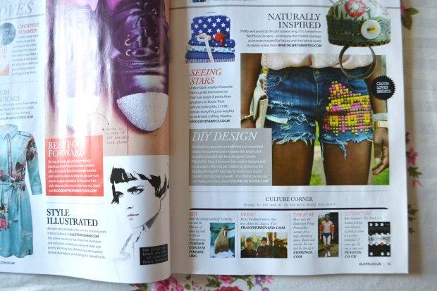 Daniela Tabois Cloth Mag Feature2