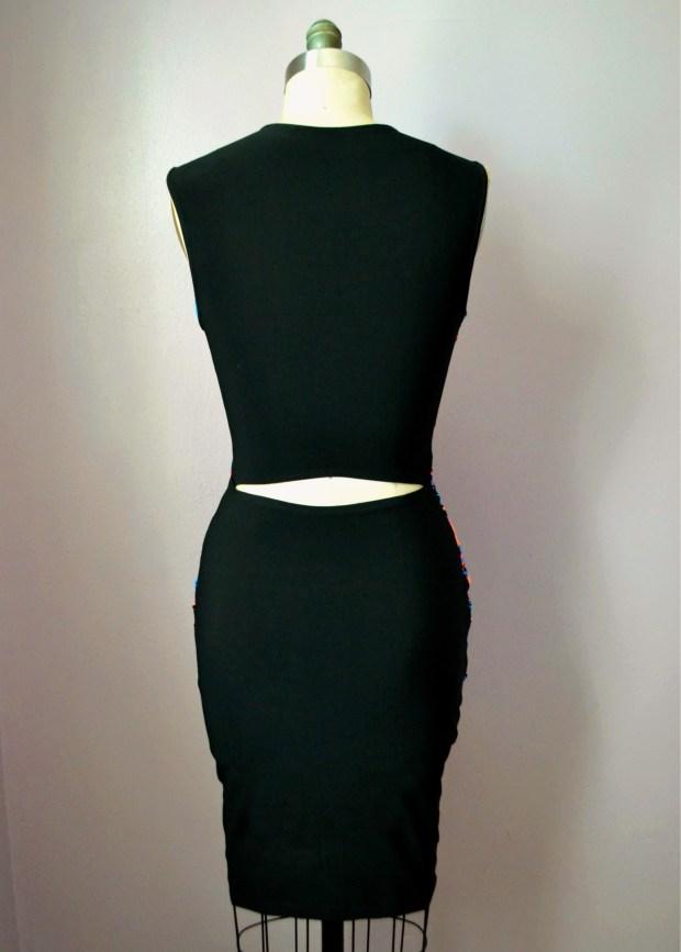 Daniela Tabois Traci Lepoard Print dress2