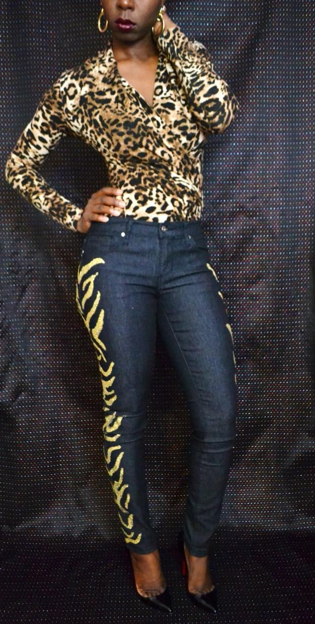 Daniela Tabois DIY Glitter Jeans2