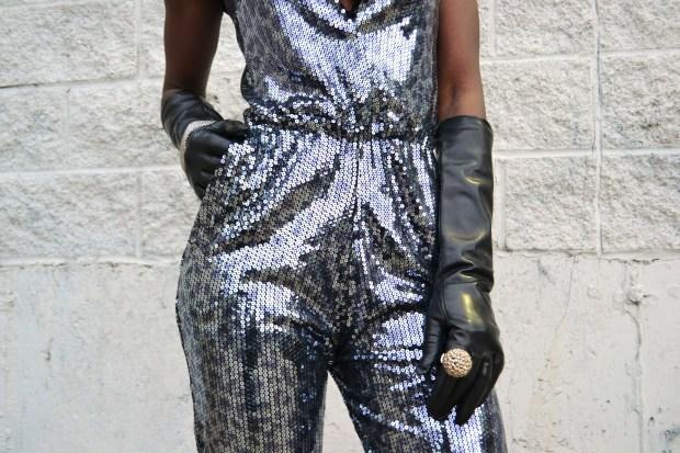 Daniela Tabois Leopard Print Sequin Jumpsuit8