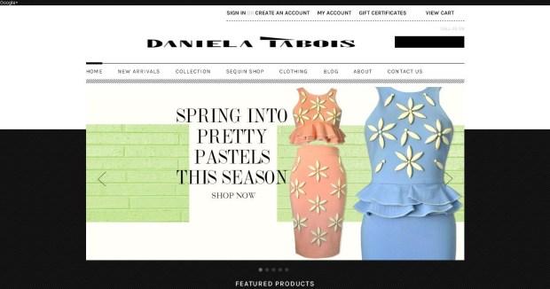 daniela website